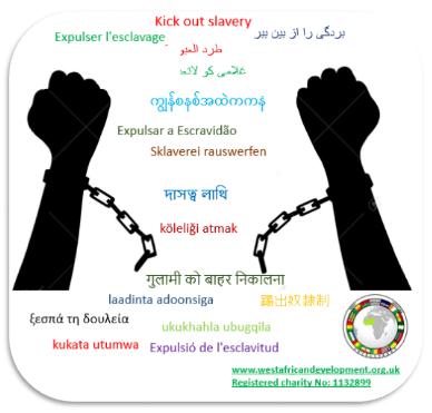 Kick out Slavevery