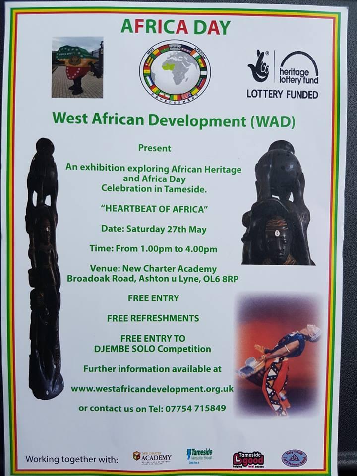 African spirit Exhibition