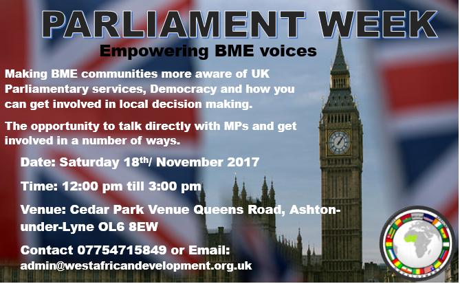 Parliament Leaflet